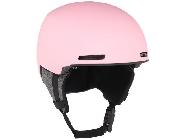 Oakley MOD1 Kask zimowy Dzieci, pale pink